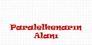 paralelkenarin-alani